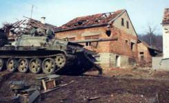 Bosnische oorlog VC