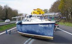 VC ongeluksboot