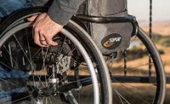 VC rolstoel
